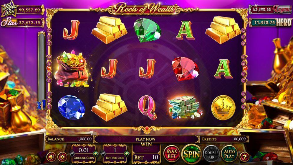 Reels of wealth อีกหนึ่งเกมสล็อตน่าเล่น สปินลุ้นเงินรางวัลกันอย่างจุใจ -  AsianCasinoCentral